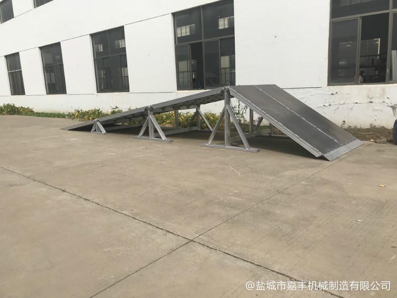 货台标准固定卸货平台供应厂家
