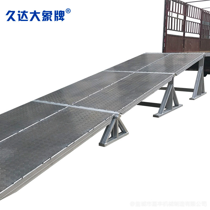 集装箱轻型液压式移动装卸平台的材质