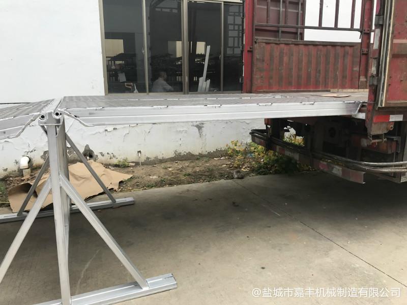 集装箱标准液压固定式卸货平台供应厂家