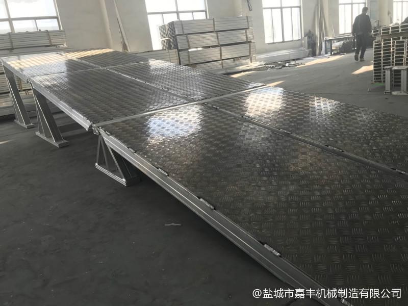 陕西叉车流动移动液压登车桥生产企业